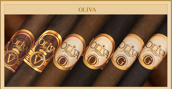 Oliva line of Cigars at FWLSC